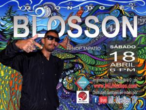 El Hip Hop de Yo sonido el Blosson