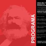 Invitan a la Feria del libro Marxista Guadalajara