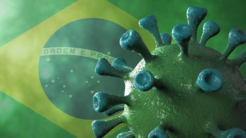 DETECTAN NUECA CEPA COVID EN BRASIL