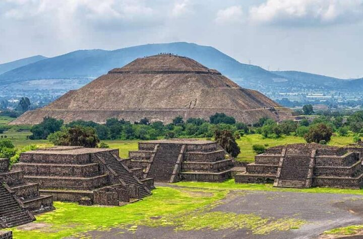 Teotihuacan en riesco
